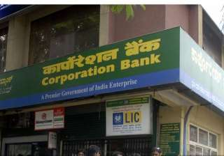 CBI books bankers on Corporation Bank's...