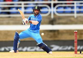 A file image of Shikhar Dhawan. - India TV