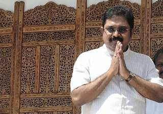 File pic of TTV Dhinakaran - India TV