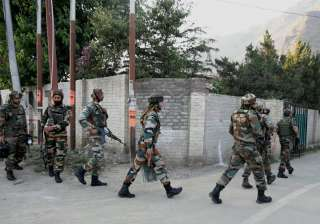 Security forces launch offensive to flush out...