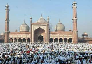 Eid-ul-Fitr to be celebrated tomorrow - India TV