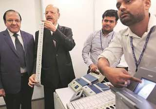 Election Commission's EVM challenge an eyewash:...
