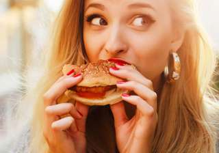 fast food consumption in wealthy and poor
