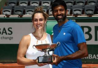 Bopanna-Dabrowski clinch French Open mixed...