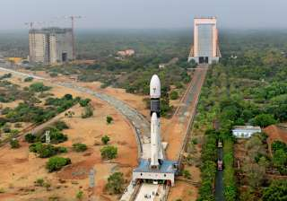 GSLV Mk III rocket will be launched tomorrow to...