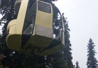Seven killed as cable car plummets in Gulmarg -...