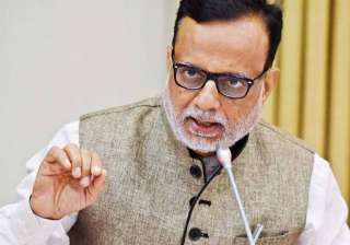 File pic of Revenue Secretary Hasmukh Adhia -...