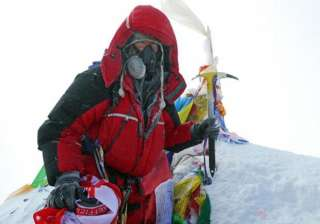 cancer patient scales mount everest - India TV