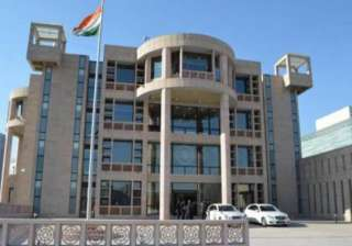 Rocket lands inside Indian Embassy in Kabul -...