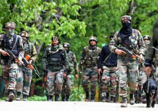 Army kills 13 militants along LoC in 96 hours -...