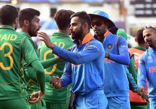 Live Score India vs Pakistan Hotstar Star Sports - India TV