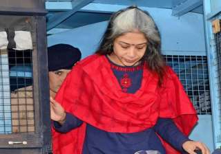 Court permits Indrani to lodge complaint against...