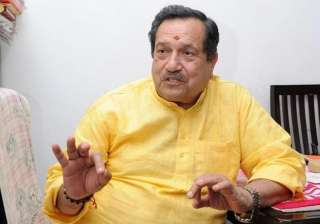 File pic of RSS leader Indresh Kumar - India TV