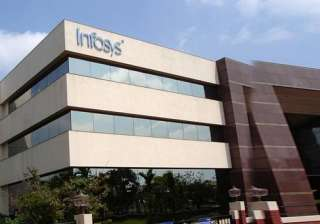 In US dollar terms, Infosys' net profit grew 5.8...