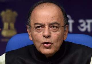 Defence minister Arun Jaitley - India TV