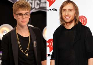 justin bieber david guetta victorias secret 2U - India TV