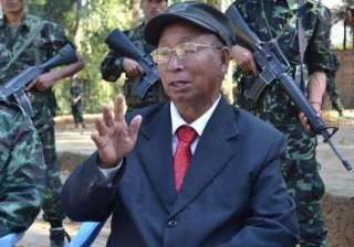 Dreaded NSCN-K chief Khaplang dead - India TV