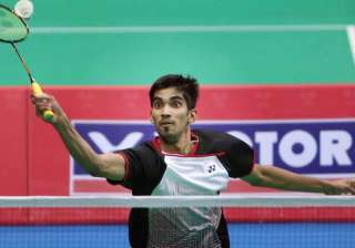 Kidambi Srikanth reaches final of Australia Super...