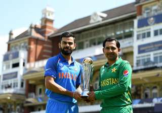 India vs Pakistan - India TV