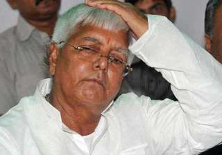 Lalu Yadav appears before CBI court in fodder...