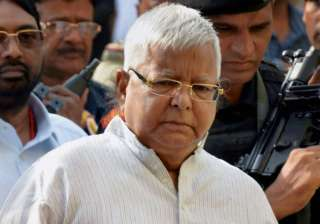Fodder scam: Lalu, Jagannath Mishra appear in CBI...