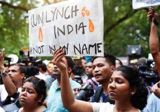mob lynching not in my name - India TV