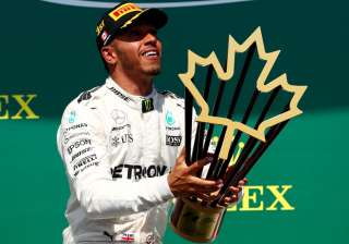 Lewis Hamilton of Great Britain and Mercedes GP...