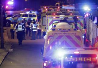 Witnesses share horrific details of London terror...