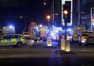 At least one killed in 'terrorist incidents' in...