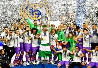 Real Madrid defeated Juventus 4-1 to retain UEFA...