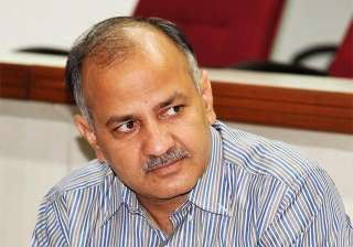 Manish Sisodia - India TV