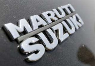 Maruti overtakes Infosys, ONGC in m-cap; stock up...