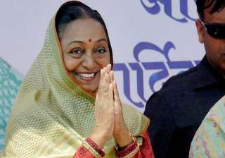 Opposition's prez nominee Meira Kumar gets 'Z+'...