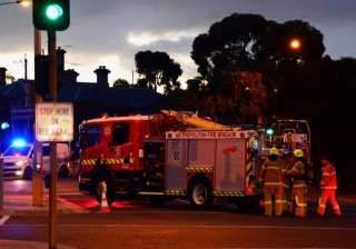 Hostage situation underway in Melbourne, two dead...