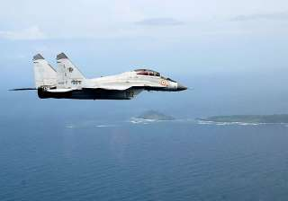 Indian Navy's MiG-29K aircraft - India TV