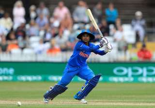 A file image of India women's cricket captain...