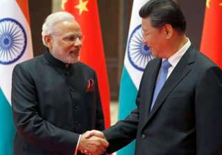 Narendra Modi, Xi JInping - India TV