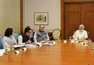 PM Modi reviews GST roll-out preparations, terms...