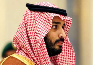 31-year-old Mohammed bin Salman was on Wednesday...