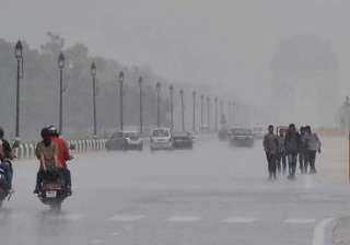IMD revises monsoon forecast to 98 pc, rains to...