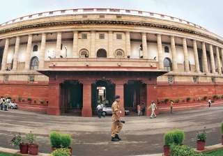 Monsoon session of Parliament from July 17 to...