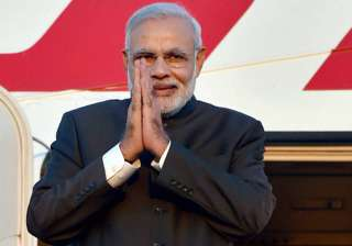 File pic of Indian PM Narendra Modi - India TV