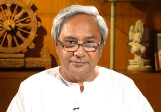 File pic of Odisha Chief Minister Naveen Patnaik...