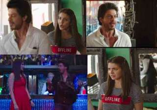 Shah Rukh Khan, Anushka Sharma Jab Harry Met Sejal - India TV