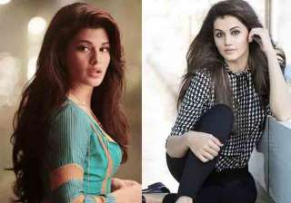 Jacqueline Fernandez, Taapsee Pannu - India TV