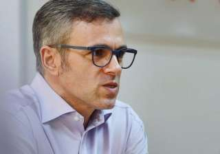 File pic of Omar Abdullah - India TV