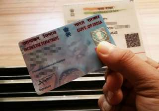 Aadhaar must for ITR filing, new PAN from July 1:...