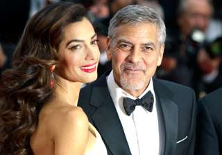 It's twins for George and Amal Clooney: Celebs...