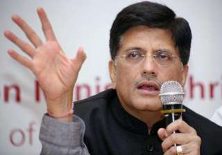 Piyush Goyal - India TV