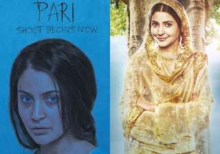 anushka sharma in pari - India TV